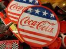コカコーラ USAプレート