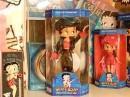 Betty Boop(ベティー・ブープ/ベティ ちゃん)ドール 30cm バイカーズ ブラック
