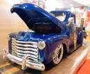 ミニカー 1953 CHEVY PICK UP 【BLUE】