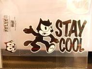 フィリックス デコステッカー 【STAY COOL】