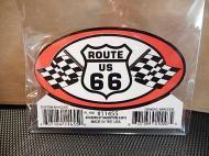 ROUTE66 ステッカー S 【C】
