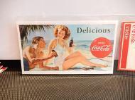 Coca-Colaステッカー 【DELICIOUS】