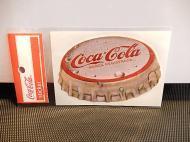 Coca-Colaステッカー 【王冠】