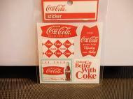 Coca-Colaステッカー 【C】