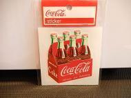 Coca-Colaステッカー 【6Pac】