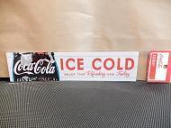 Coca-Cola コカコーラ ステッカー 【ICE COLD】