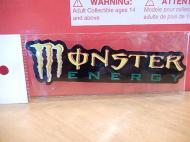 MONSTER ENERGYステッカー 【E】