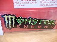 MONSTER ENERGYステッカー 【G】