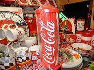 コカコーラ プラスチックストローホルダー