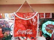コカコーラ ビニールランチバッグ
