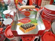 コカコーラ TINナプキンケース