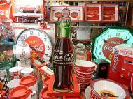 コカコーラ キッチンペーパーホルダー 【ボトル】