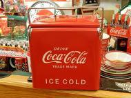 コカコーラ ピクニック ストレージ/クーラーボックス 【RED】赤