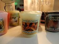 YANKEE CANDLE  samplers 【フレンチバニラ】