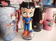 Betty Boop FUNKOバブリングヘッド 【スーパーヒーロー】