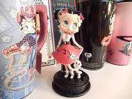 Betty Boop スタチュー 【ベティ&パジィ】