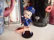 Betty Boop ミニフィギュア 【POLICE】