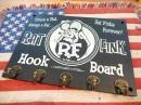 R/F HOOK BOARD 【BLK】