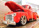 ミニカー 1953 CHEVY PICK UP 【RED】