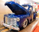 ミニカー 1953 CHEVY PICK UP 【BLUE】
