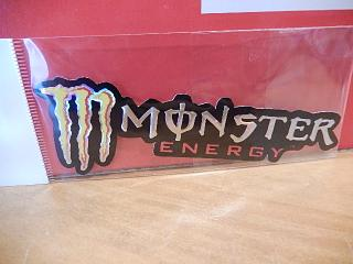 MONSTER ENERGYステッカー 【C】