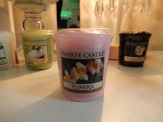 YANKEE CANDLE  samplers 【プルメリア】
