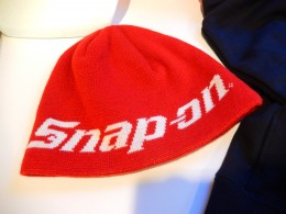 snap-on ニットキャップ
